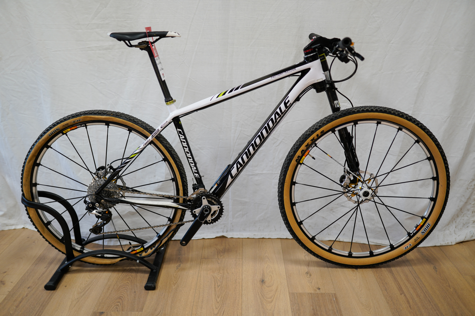 """Cannondale  Factory Racing Carbon 29"""""""
