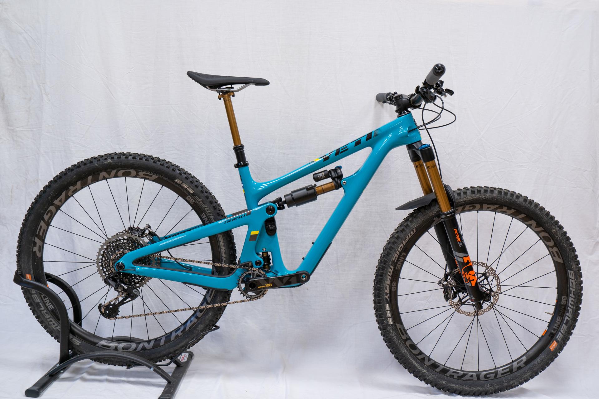 Yeti SB 150 -T- carbon