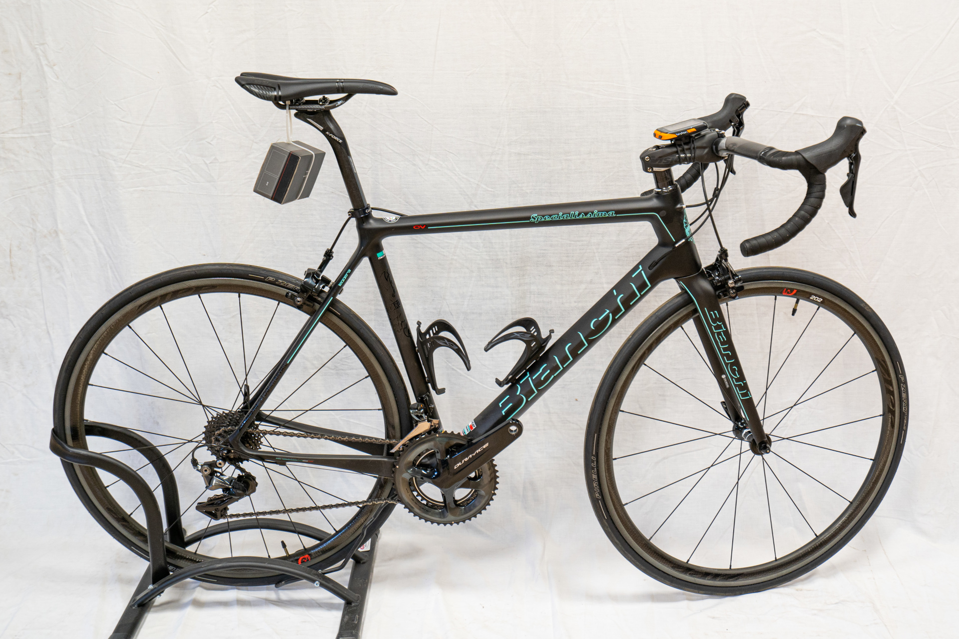 Bianchi Specialissima Carbon