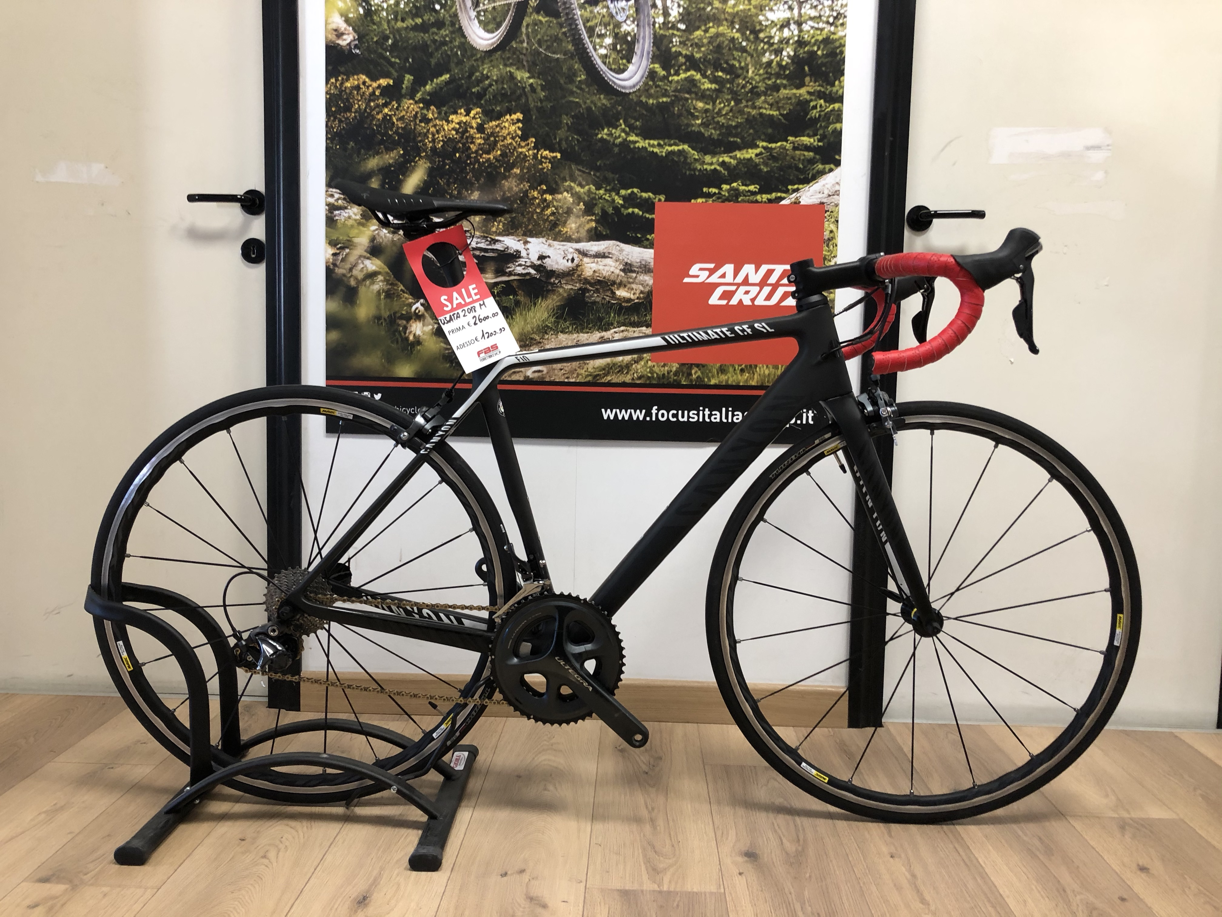 Canyon Ultimate CF SL 2018