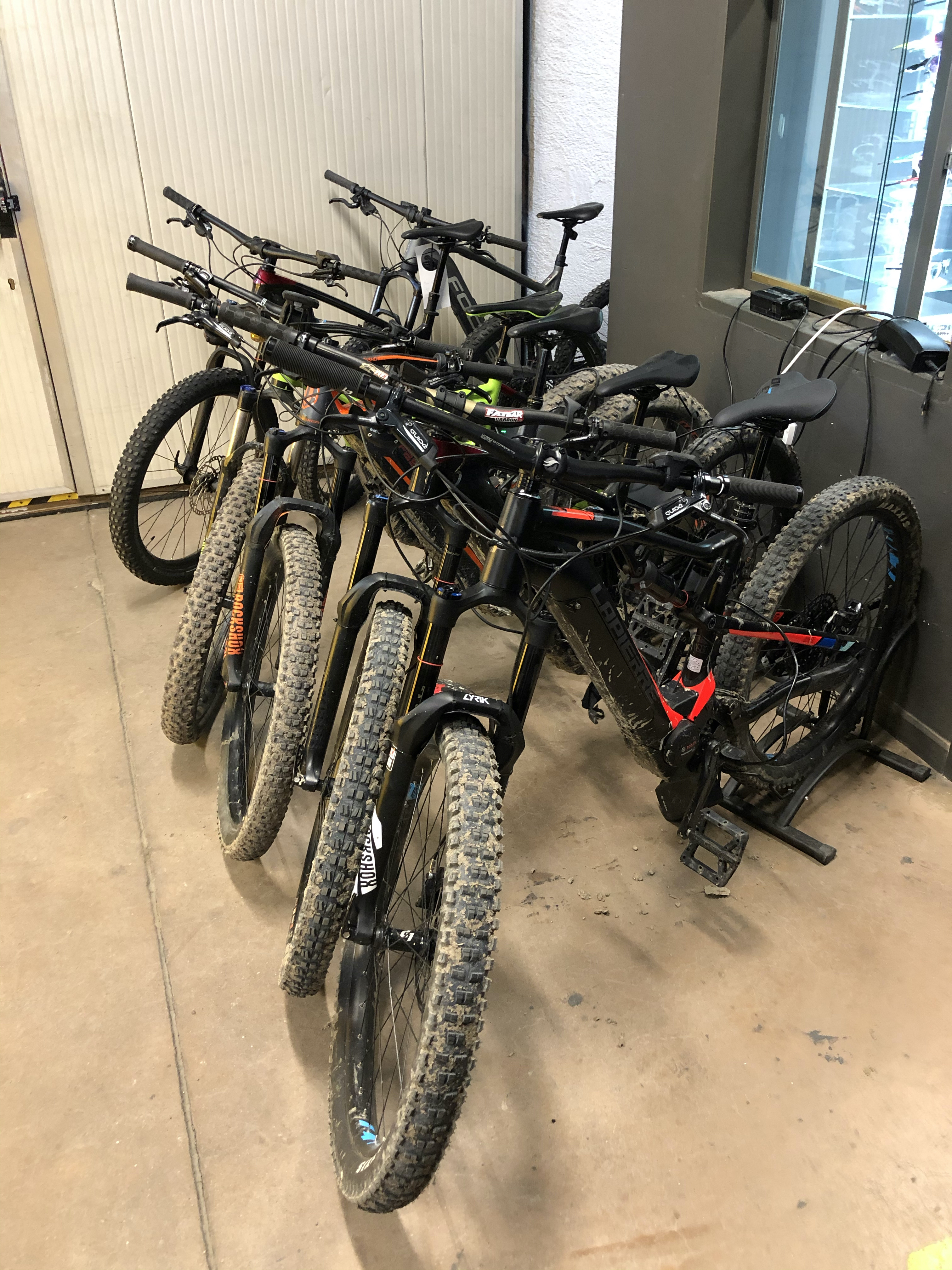 E-mtb Trek/Focus/Cannondale/Rocky Mountain