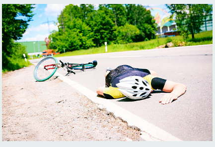 Causes Of Bicycle Accidents In Utah