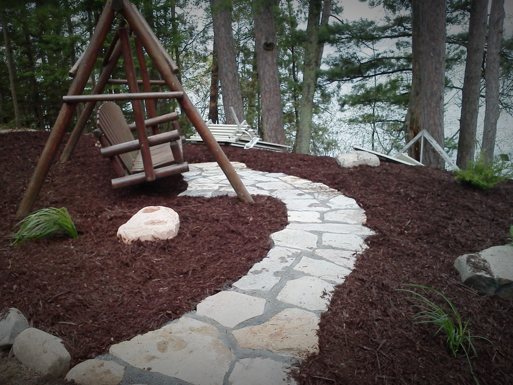 DECORATIVE WALKWAYS