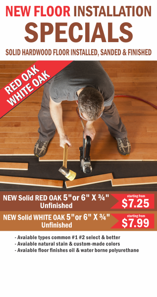 New floor installation specials 01