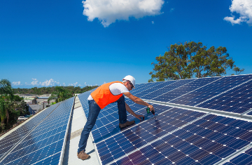 Solar Panels, Solar Panel Installation, Solar Panel Inspection.