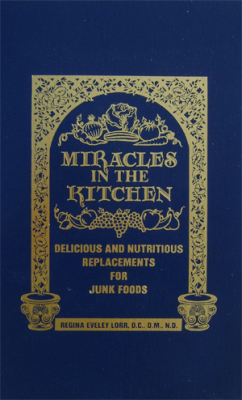 Miracles in the Kitchen - book