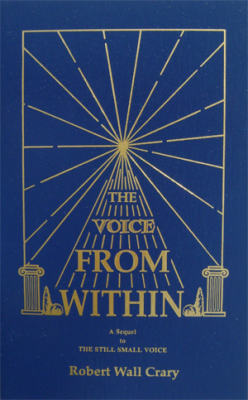 The Voice From Within - book