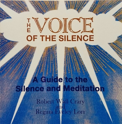 The Voice of the Silence - audio CD