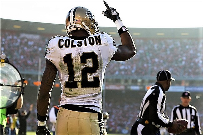 Saints Legend Marques Colston Continues Greatness After The NFL
