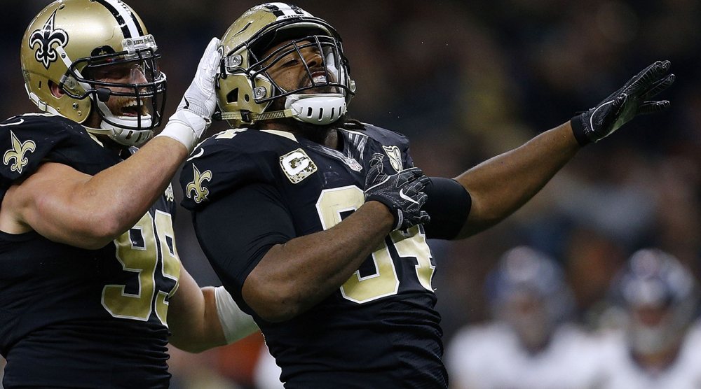 Saints Bolstering Their Front Seven For 2018