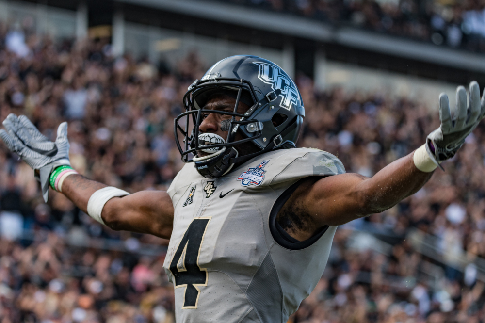 New Orleans Saints 91st Overall Pick: Tre'Quan Smith, WR, UCF