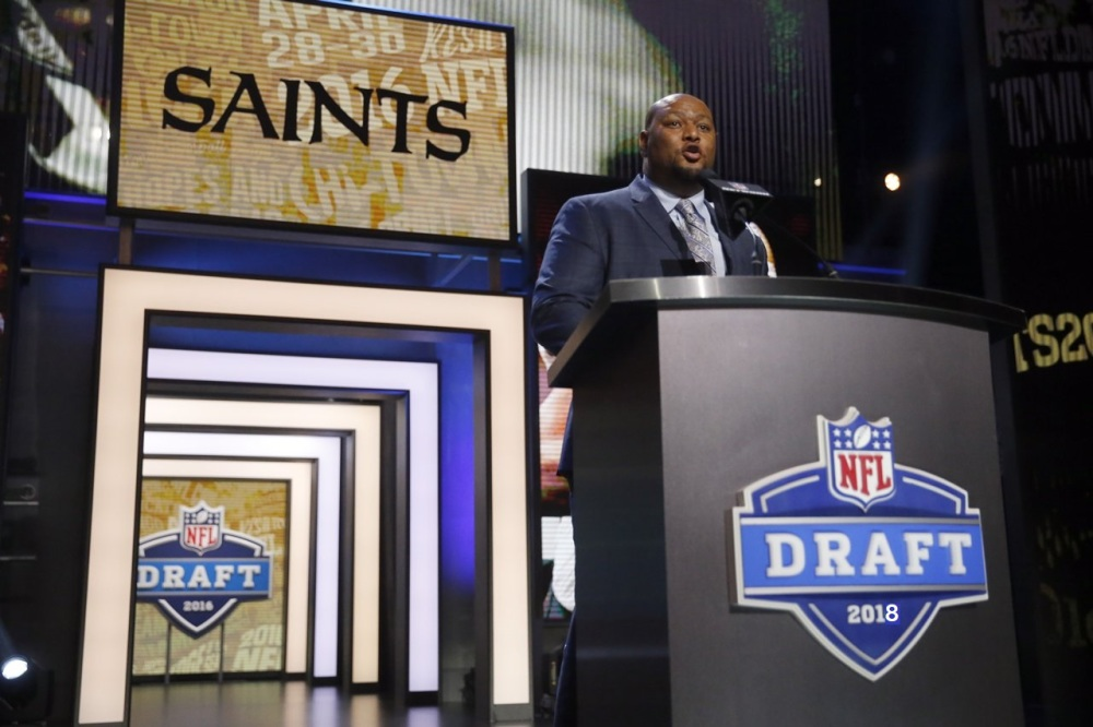 New Orleans Saints: 2018 NFL Draft Day 3 Results