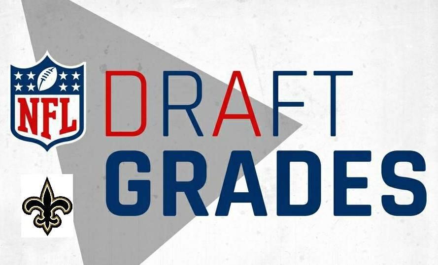 New Orleans Saints 2018 NFL Draft Grades