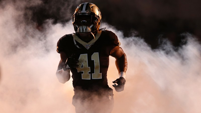 "New Orleans Saints: RB Alvin Kamara ""People still don't believe"""