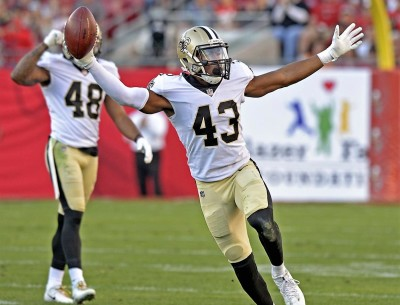 "Saints FS Marcus Williams ""Turning my nightmare into motivation"""