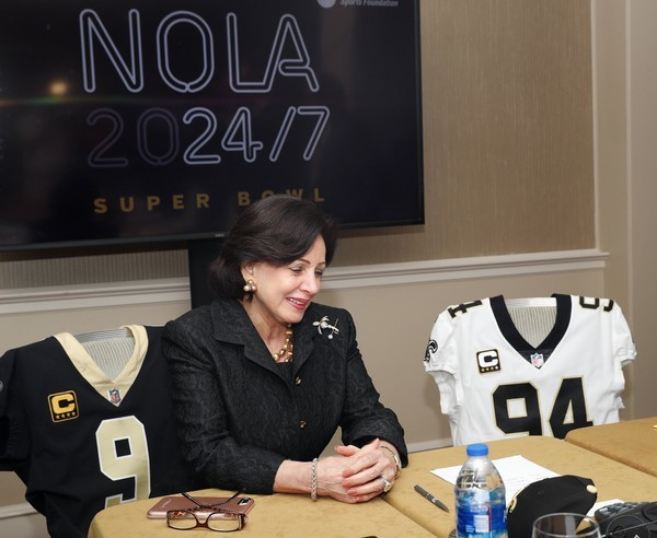 New Orleans Is Awarded The 2024 Super Bowl
