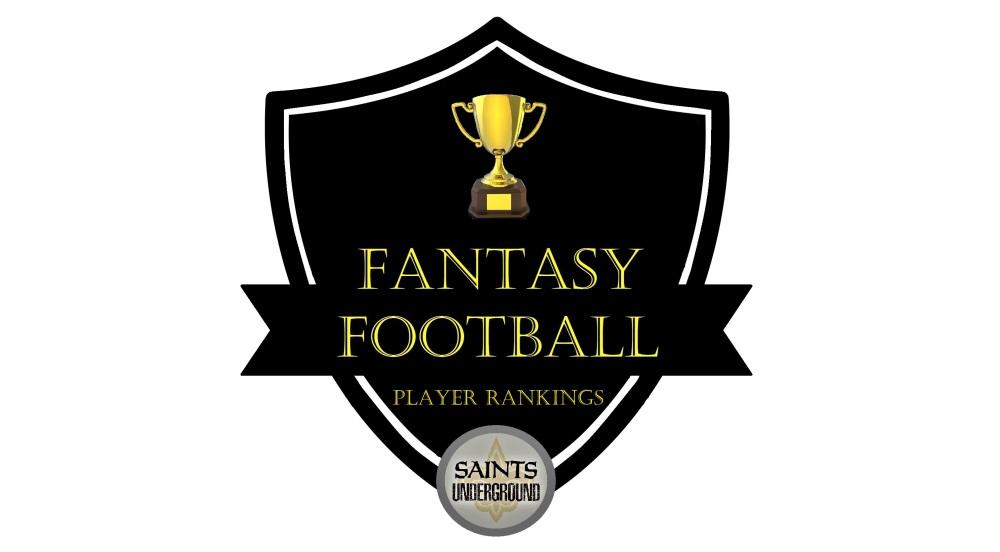 Brandon Varnam's Early 2018 Fantasy Football Rankings