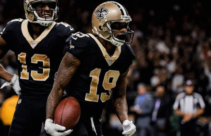 "New Orleans Saints: WR Ted Ginn Jr. ""he's like wine"""