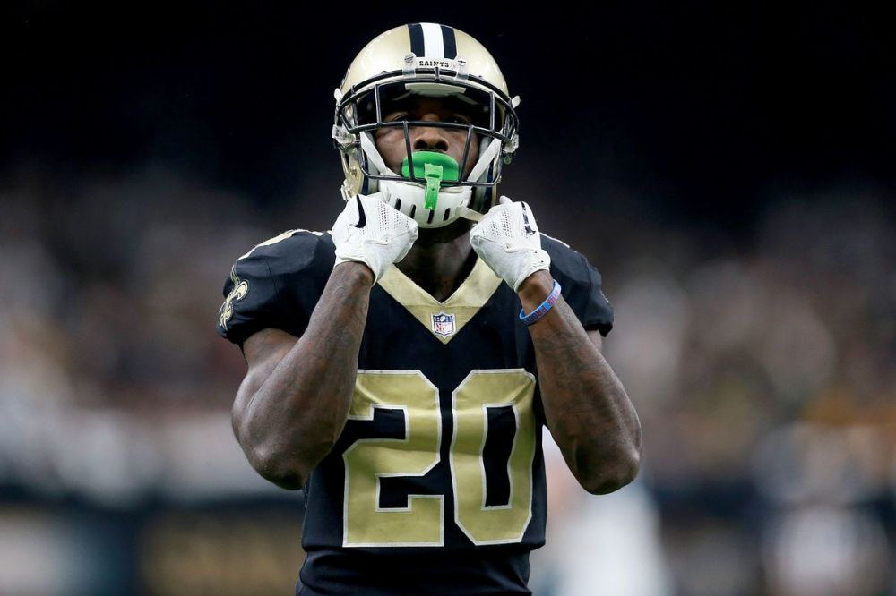 "New Orleans Saints: CB Ken Crawley, ""underdog"""