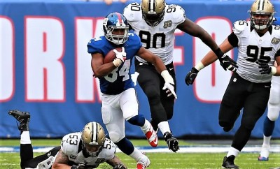 Saints Sign RB Shane Vereen Ahead of Training Camp