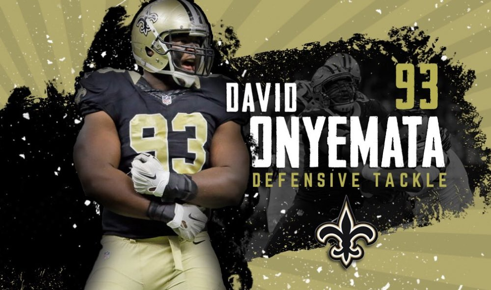 New Orleans Saints: DT David Onyemata pushing for a starting role