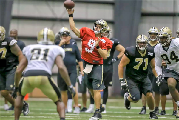 New Orleans Saints: Projecting the QB Roster for 2018
