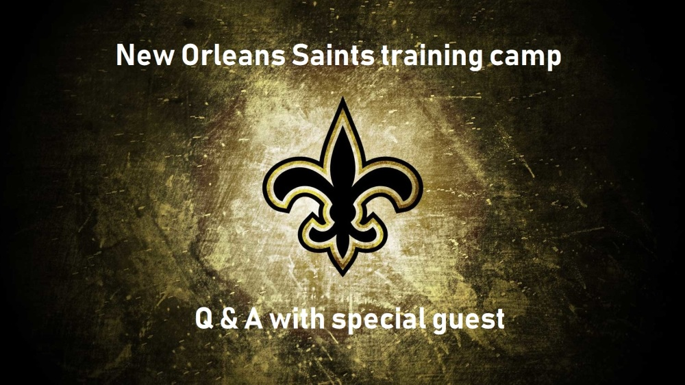 Saints Training Camp Q&A with Kristian Garic, Deuce Windham & Bryan Bienemy
