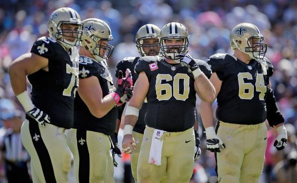 New Orleans Saints: 2018 Offensive Line Roster Projection