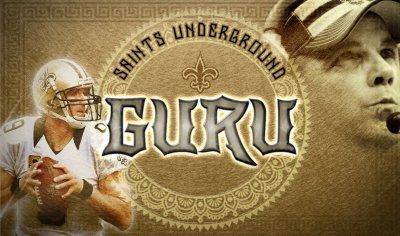 Saints Underground Guru: A season long, weekly competition