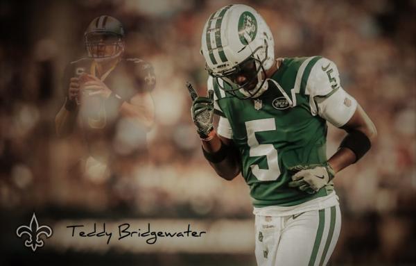 Breaking down the Saints trade for QB Teddy Bridgewater