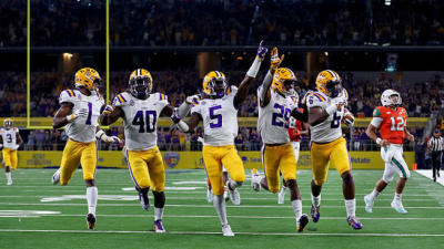 LSU Tigers vs. Miami Hurricanes: Post Game Breakdown