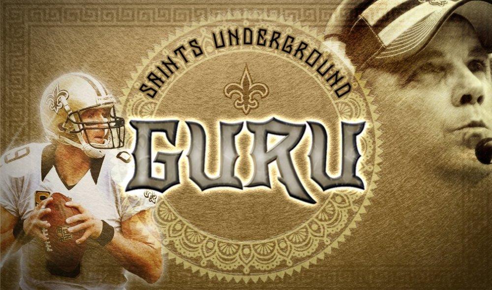 Saints Underground Guru: Make your week two predictions