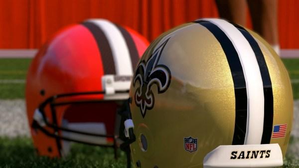 Saints vs. Browns: Satirical Analysis