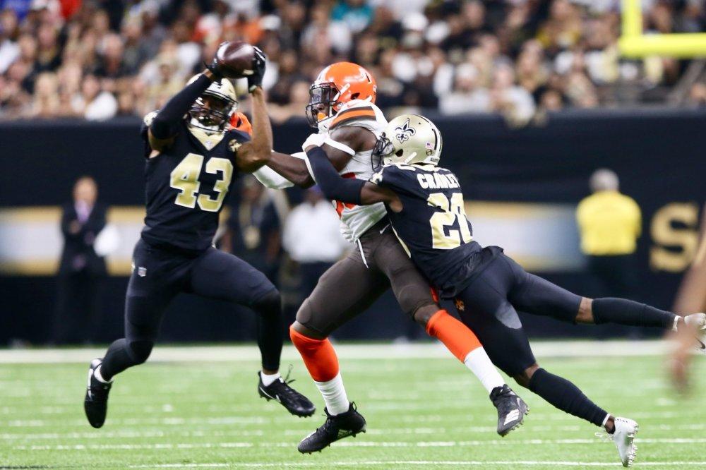 New Orleans Saints vs. Cleveland Browns: Week 2 Postgame Breakdown