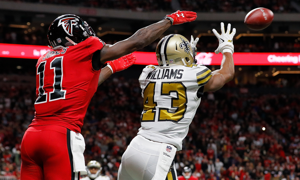 New Orleans Saints Opposition Analysis: Atlanta Falcons