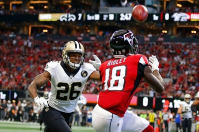After an Offseason of Praise, Saints Secondary Near Bottom of League Once Again