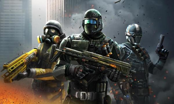 5 Games Like Battlefield 4 for Android