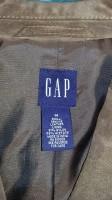 GAP Ladies Size Medium Suede Leather Jacket