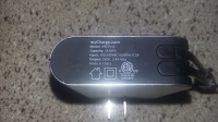 MyCharge Hubplus Rechargeable 6700mAh portable charger Model#HB67V-A