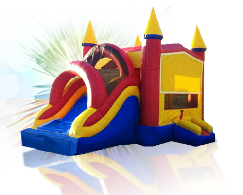 4 in 1 inflatable