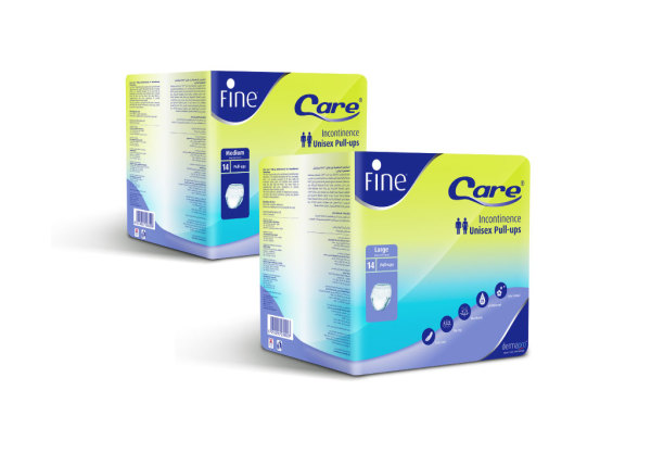 Fine Care® Pull-Ups Medium
