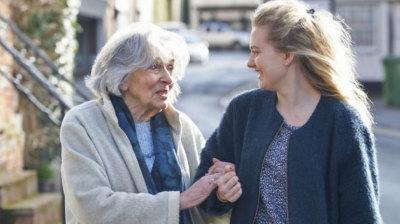 Treat Elders with Respect