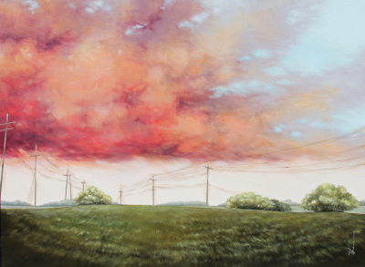 Nectarine Clouds