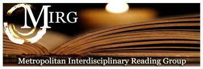 Metropolitan Interdisciplinary Reading Group