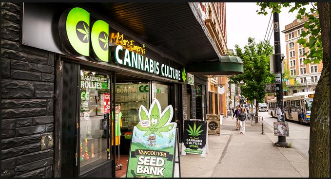 Vancouver Dispensaries