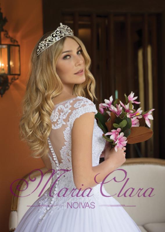 b436b29a1 Coleção Magnólia na Maria Clara Noivas