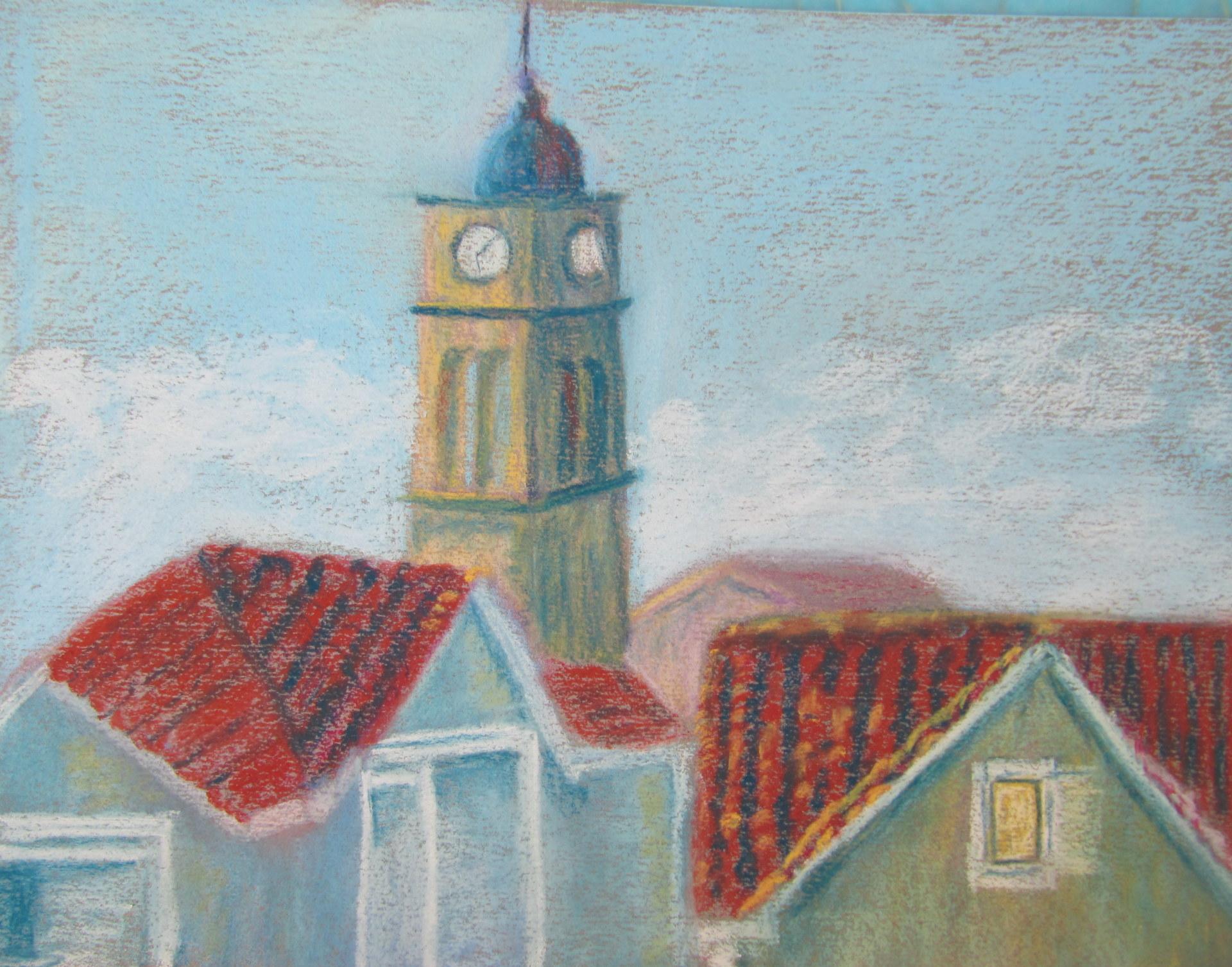 Argostoli, Church Steeple