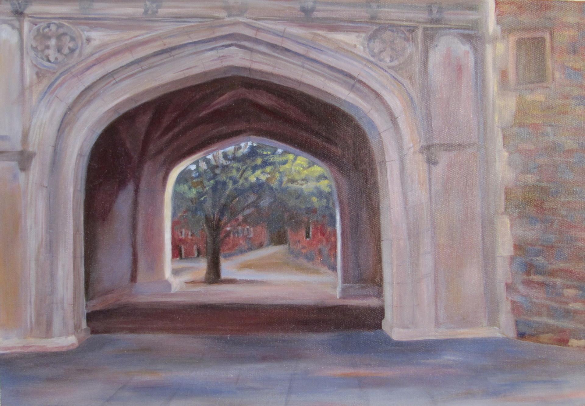 Priceton Arch II