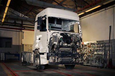 How to Select the Right Truck Repair Agency
