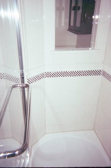 Custom Bathtub Wall Design 3